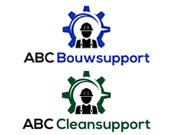 Logo ABC Bouwsupport BV en ABC Cleansupport BV