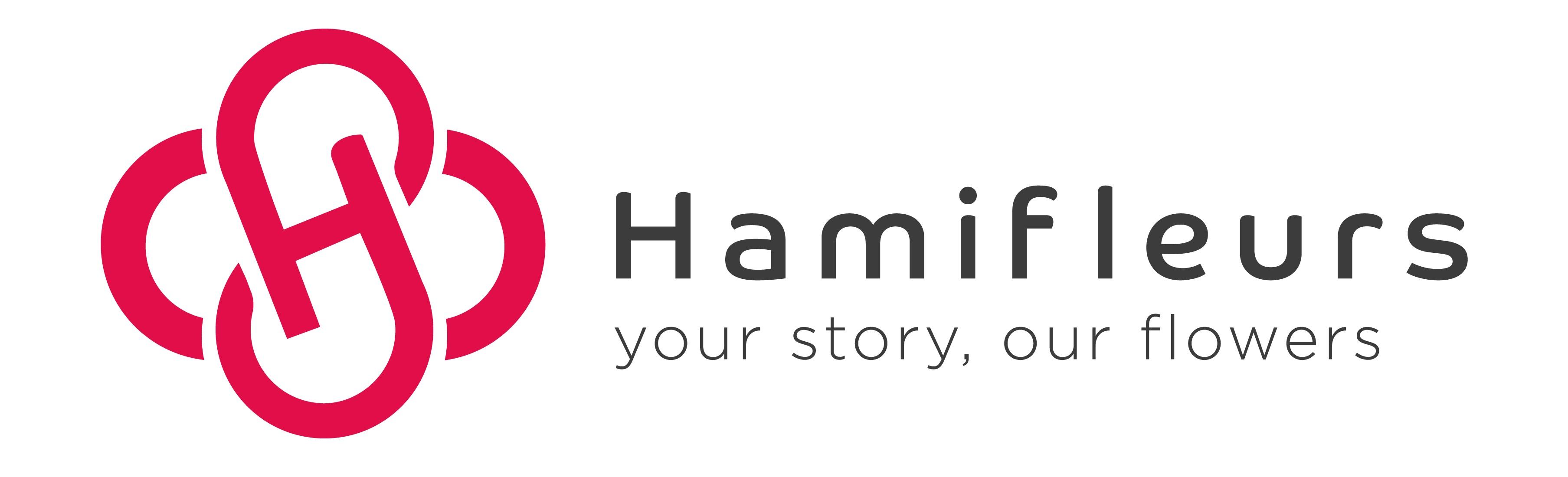 Logo Hamifleurs B.V.