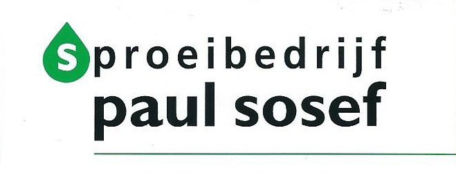 Logo Sproeibedrijf Paul Sosef B.V.