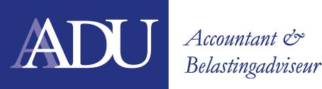 Logo ADU Accountant & Belastingadviseur