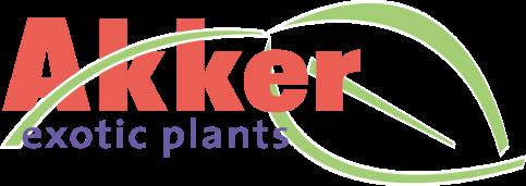 Logo Akker Exotic Plants