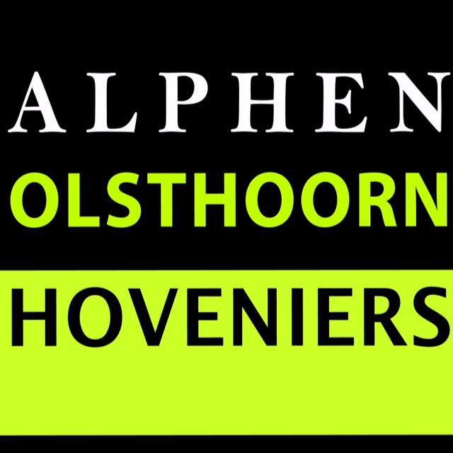 Logo Alphen Olsthoorn Hoveniers