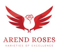 Logo Arend Roses