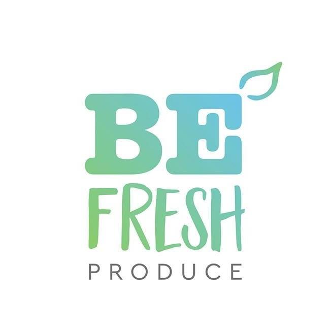 Logo Be Fresh Produce