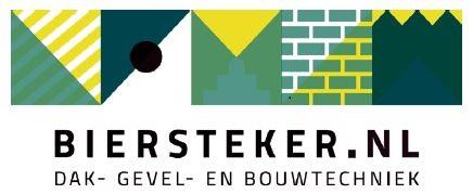 Logo BIERSTEKER Dak- Gevel- en Bouwtechniek
