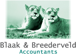 Logo Blaak & Breederveld Accountants