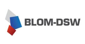 Logo BLOM - DSW