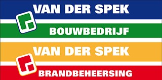 Logo Bouwbedrijf van der Spek b.v.