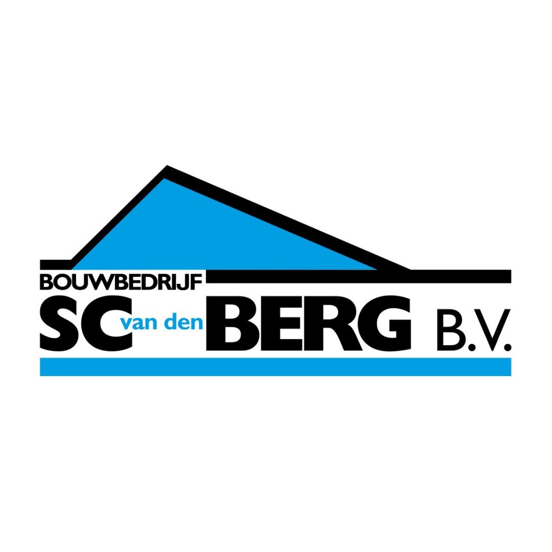 Logo Bouwbedrijf S C vd Berg BV