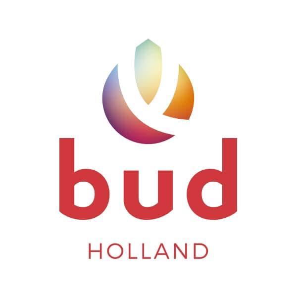 Logo Bud Holland