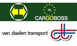 Logo CARGOBOSS en van Daalen transport