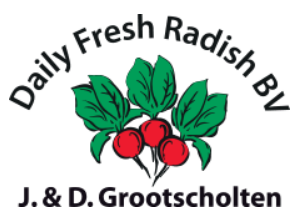 Logo Daily Fresh Radish