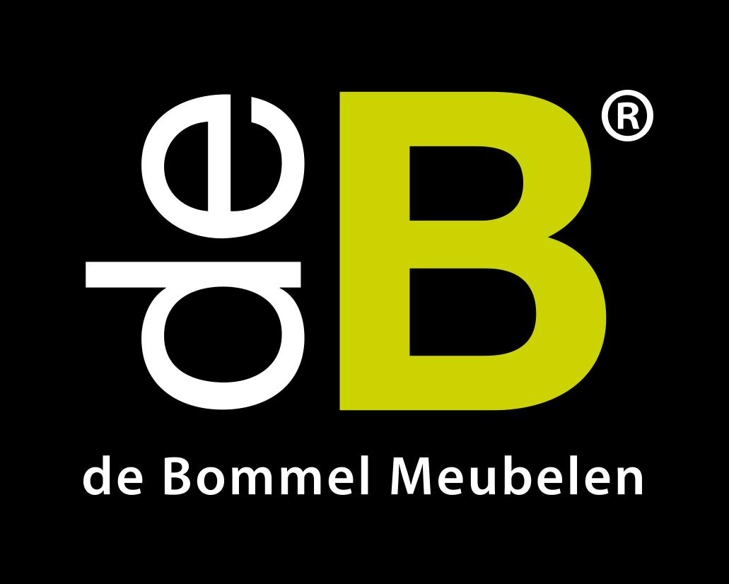 Logo De Bommel Meubelen