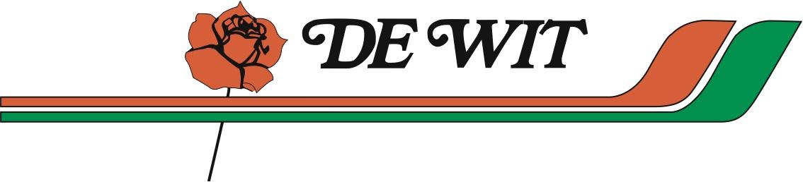 Logo A. De Wit Transport BV