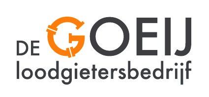 Logo de Goeij loodgietersbedrijf