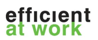 Logo Efficient at Work