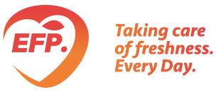 Logo E.F.P. International B.V.