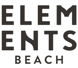Logo Elements Beach