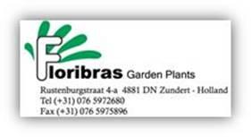 Logo Floribras Garden Plants