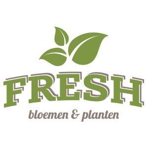 Logo Fresh Bloemen en Planten