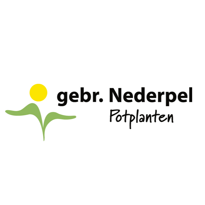 Logo Gebr. Nederpel Potplanten