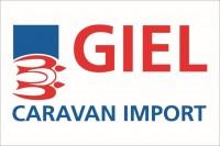 Logo Giel caravan import