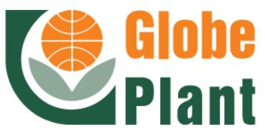 Logo Globe Plant