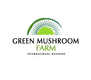 Logo Green Mushroom Farm