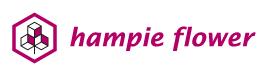 Logo Hampie Flower