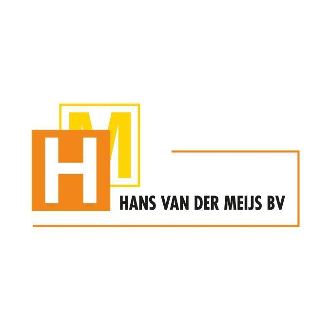 Logo Hans van der Meijs B.V.