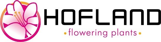 Logo Hofland Flowering Plants