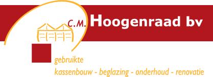 Logo CM Hoogenraad BV