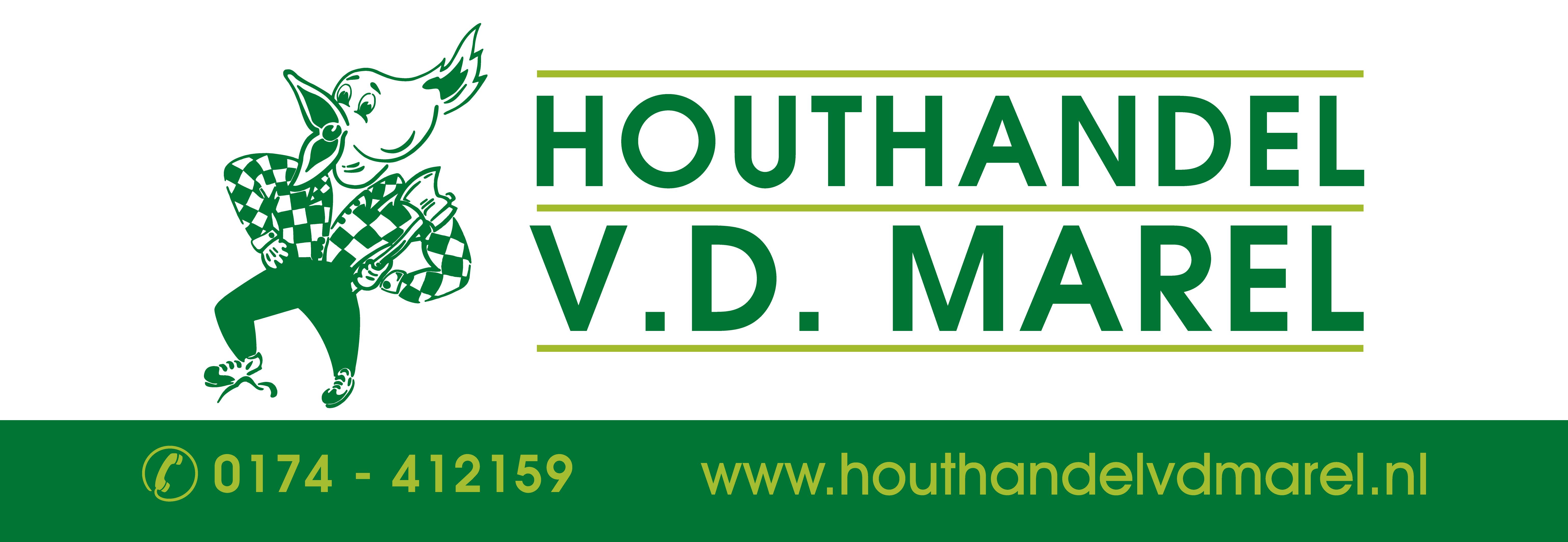 Logo Houthandel van der Marel