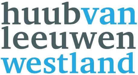 Logo Huub van Leeuwen Westland