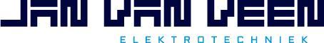 Logo Jan van Veen Elektrotechniek