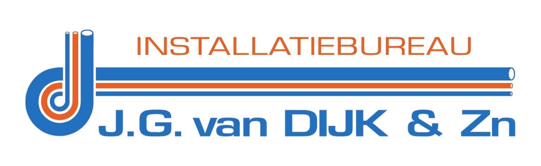 Logo Installatietechniek JG van Dijk & Zn