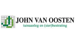 Logo John van Oosten tuinaanleg