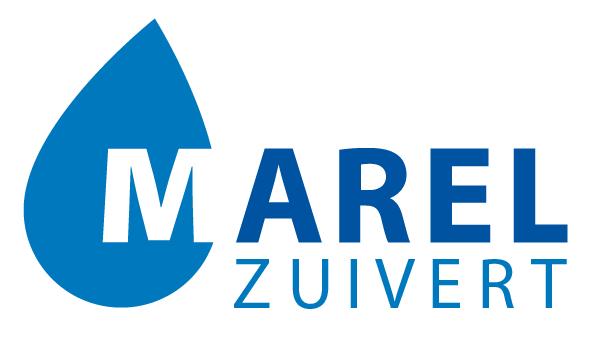 Logo Marel Zuivert