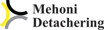 Logo Mehoni Detachering