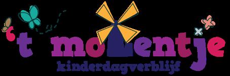 Logo t Molentje kinderdagverblijf