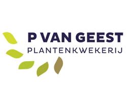 Logo Plantenkwekerij P. van Geest Maasland B.V.