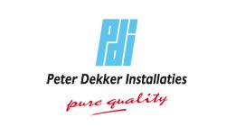 Logo Peter Dekker Installaties