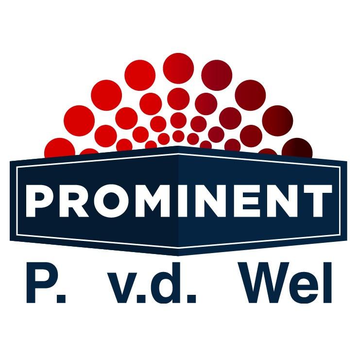 Logo P. van der Wel tomaten
