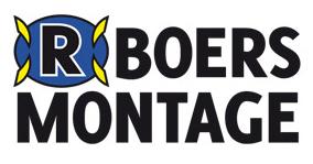 Logo R. Boers Montage