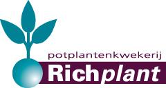 Logo Potplantenkwekerij Richplant