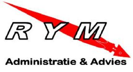 Logo RYM administratie & advies