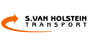 Logo S. van Holstein Transport