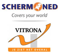 Logo SchermNed / Vitrona