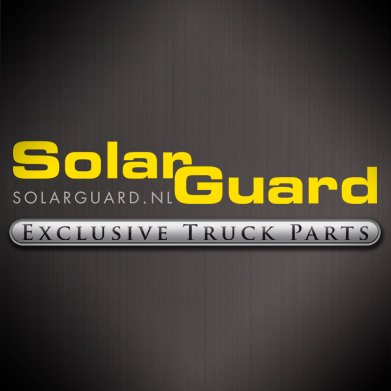 Logo SolarGuard Exclusive Truck Parts
