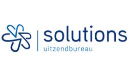 Logo Uitzendbureau Solutions BV
